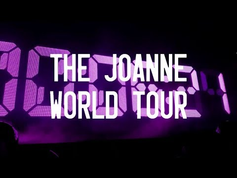 Lady Gaga presents The Joanne World Tour (DVD)