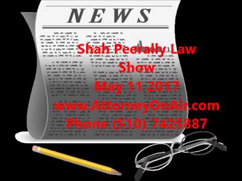 Immigration Law Updates May 11 2017  by Shah Peerally