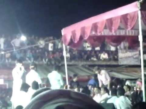 kallu (arvind akela) stage show in gorakhpur in padari bazar part-1 By yam manish YAM MANISH