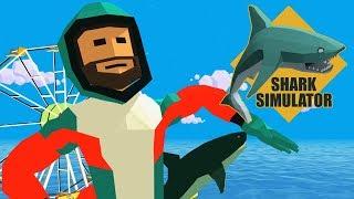 АКУЛОВАЯ ГТА ► Shark Simulator