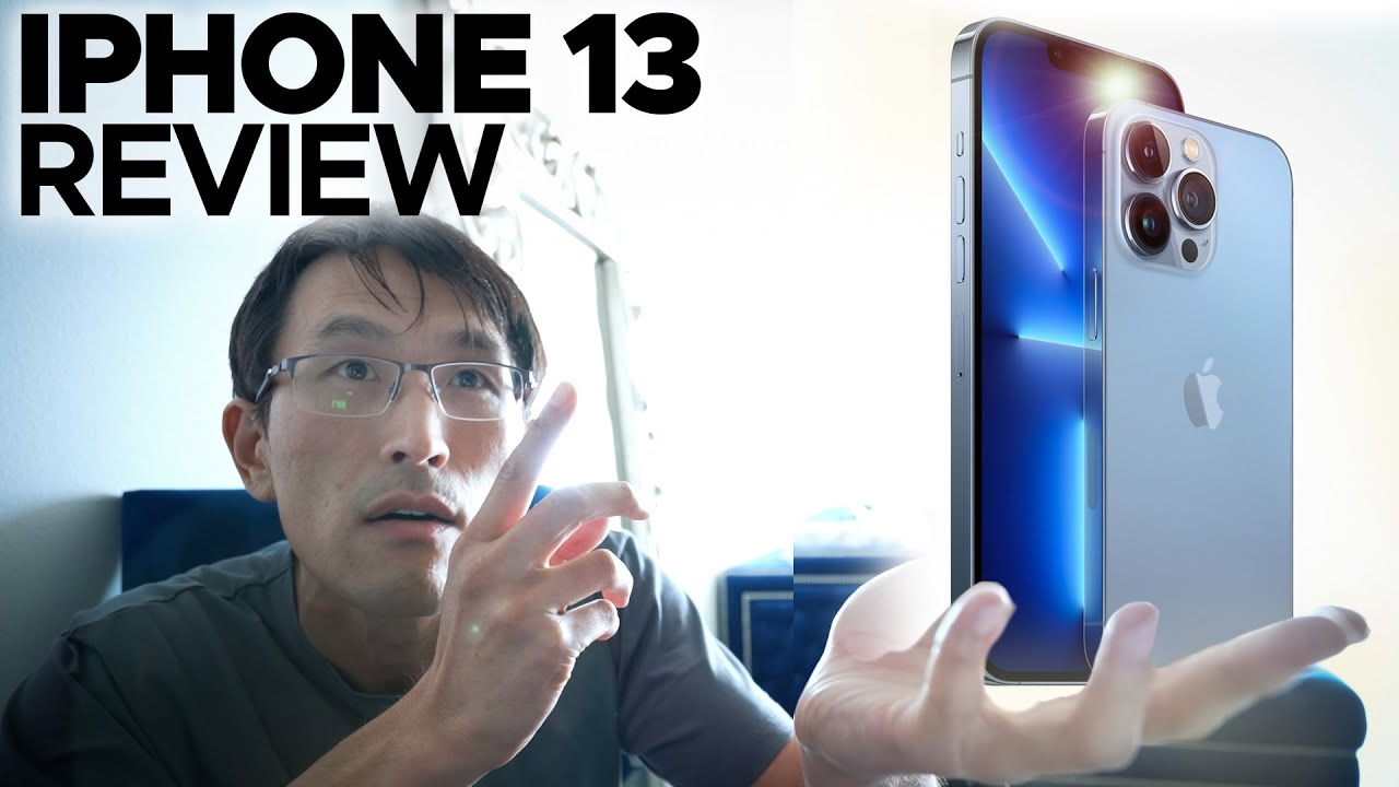 Apple iPhone 13 REVIEW - The Phone of the Decade?