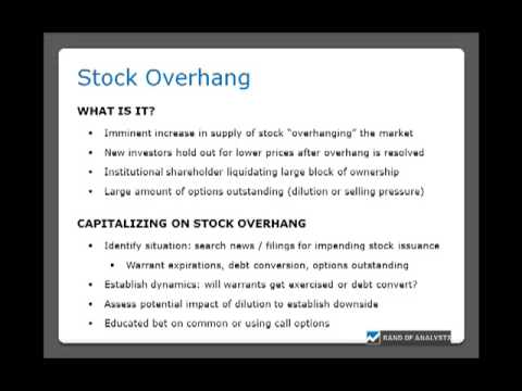 Event-driven Investing: KPPC (part 2 of 4)