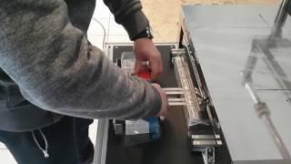 Video Celofoniarka półautomatyczna box, zgrzewarka,  .Celophane Wrapping Machine box-Semi Automatic download MP3, 3GP, MP4, WEBM, AVI, FLV Juli 2018