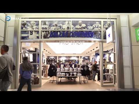 "See renovations at DFW International Airport ""Terminal A"""