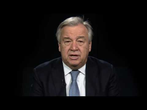 Message by António Guterres, UN Secretary-General, on the occasion of EU60