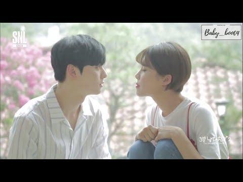 [INDO SUB] 170819 SNL Korea Season 9 -  Wanna One Hwang Minhyun 3 minute boyfriend