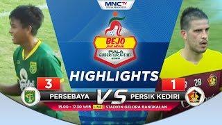 PERSEBAYA VS PERSIK (FT: 3-1) - Highlights Bejo Jahe Merah Piala Gubernur Jatim 2020