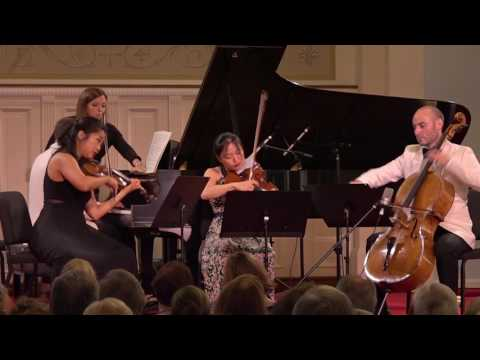 Alan Alda narrates Brahms and the Schumanns: Love, Genius, Madness (excerpt)