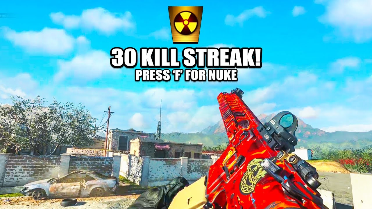 TACTICAL NUKES are EASY in Modern Warfare