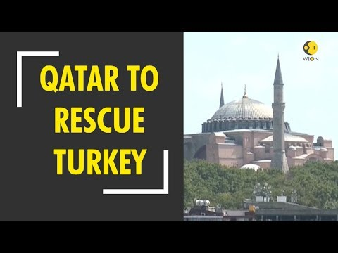 Qatar comes to aid of Turkey, offering $15 Billion investment