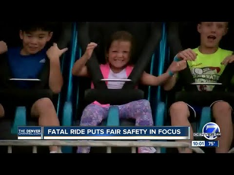 Arapahoe County Fair to pull down ride after deadly Ohio accident
