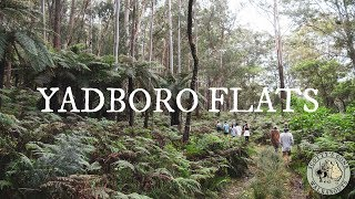 Yadboro Flats- Winter Weekend Getaway