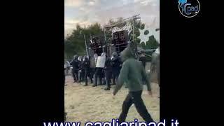 Rave party in Francia, la polizia interviene per interromperlo: duri scontri con i partecipanti
