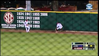 04/20/2013 LSU  vs Alabama Baseball Baseball Highlights