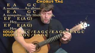 Smells Like Teen Spirit (Nirvana) Fingerstyle Guitar Cover Lesson in E with Chords/Lyrics