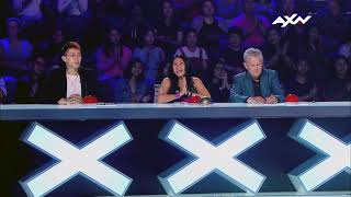 Indian R.Sudhir on AGT -Asia&#39s Got Talent