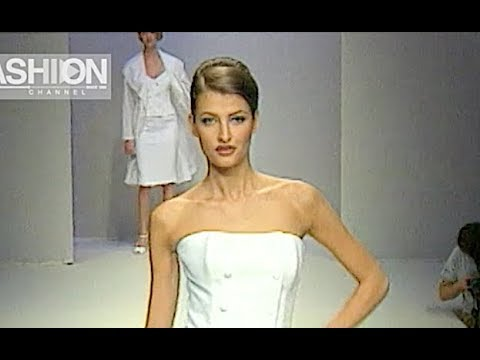 LANVIN Spring Summer 1996 Paris – Fashion Channel