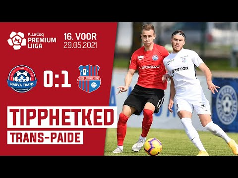 Trans Narva Paide Linnameeskond Goals And Highlights