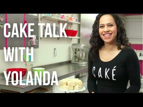 Cake Talk with Yolanda Gampp