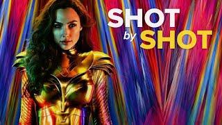 Wonder Woman 1984's Villain, DCEU Connections, Batman Ties Explained - Shot-by-Shot Breakdown