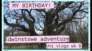 MY BIRTHDAY!! Uni weekly vlog week 8