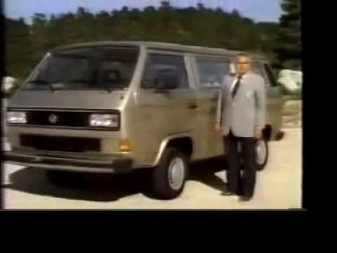 Volkswagen Dealer Promotional Video - Vanagon