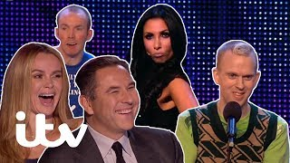 The Top 5 Funniest Auditions! | Britains Got Talent | ITV