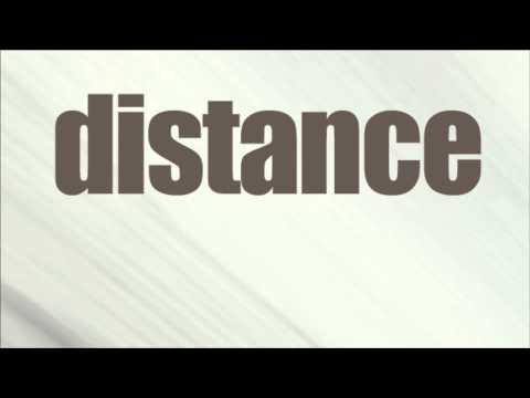 Sundy Best - Distance - (Official Lyric Video)