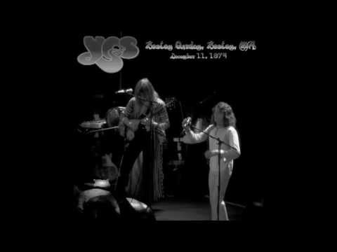 Yes Live 11th Dec 1974 Boston King Biscuit Flower Hour Broadcast