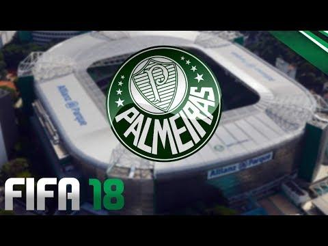 FIFA 18 - My Career: #01 - Voltamos ao Allianz Parque [MODO CARREIRA - PALMEIRAS]