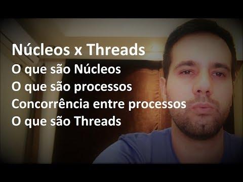 Núcleos x Threads - Entenda as diferenças