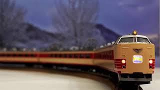 [鉄道模型]『磐越西線 国鉄色 485系 の記憶』(JR磐越西線) Nゲージ