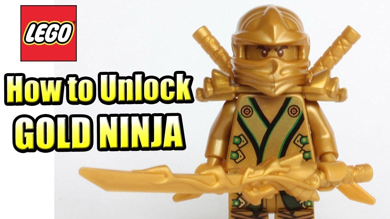 DOWNLOAD: The LEGO Ninjago Movie Videogame - Gold Ninja ...