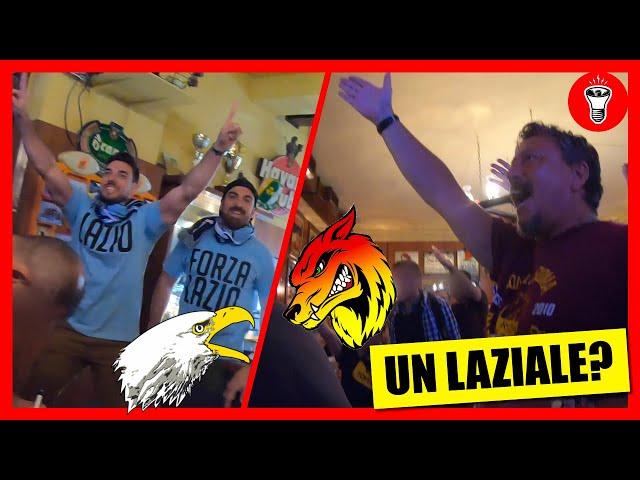 Entrare in un Roma Club vestiti da laziali - [Candid Camera] - theShow