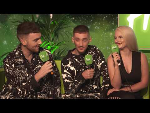Clean Bandit Free Radio Live interview