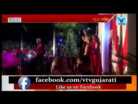 Canadian PM Trudeau performs dance to Bhangra beats in Delhi | Vtv News
