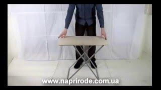 видео Раскладной стул для отдыха на природе, для пикника