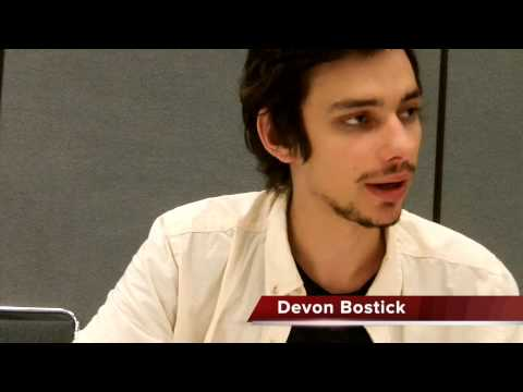 Devon Bostick Talks THE 100