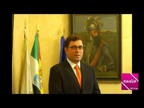 ALBERTO CASERO   ALCALDE DE TRUJILLO   CIERRE DEL AÑO 2014