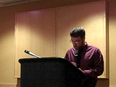Clint Edwards Thesis Reading