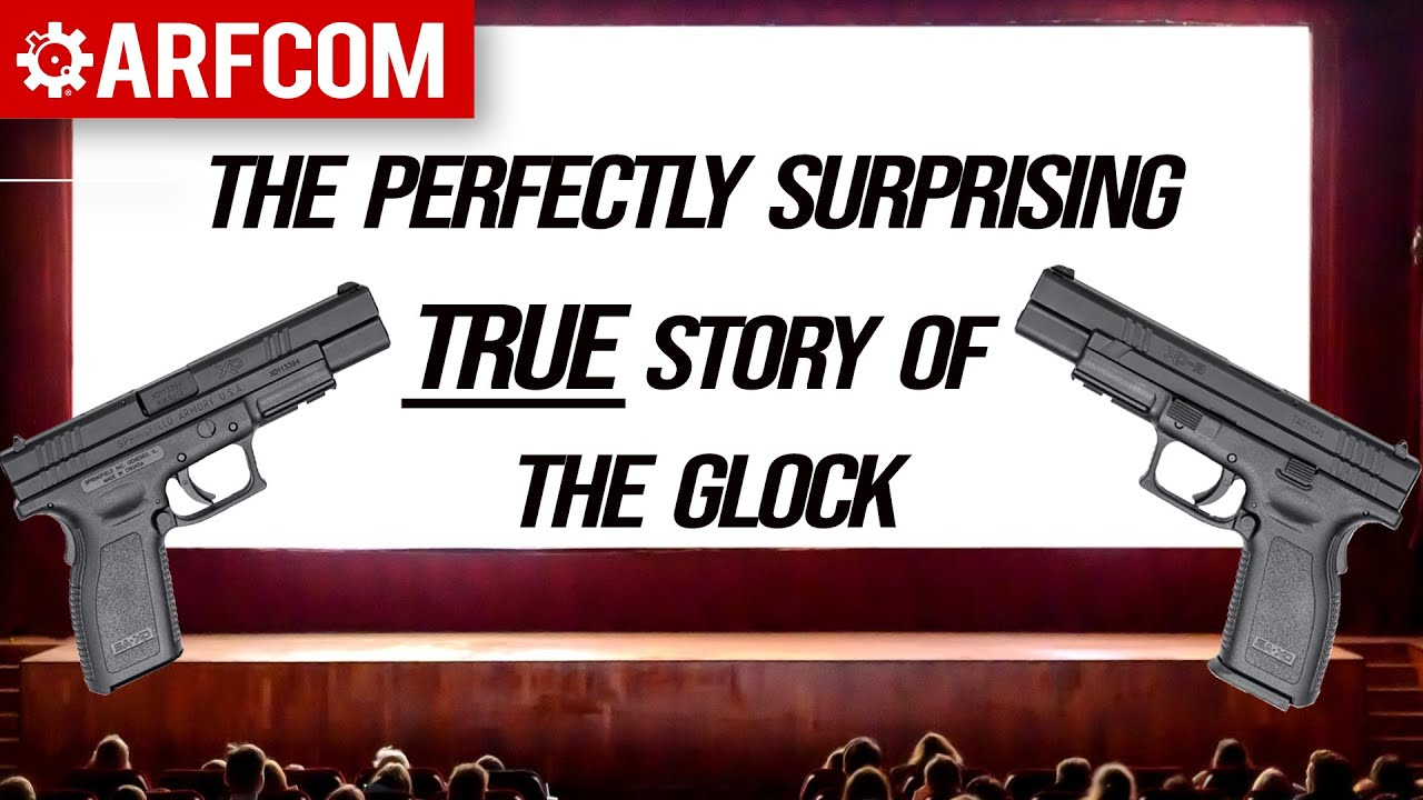 [HISTORY OF AN ICON] The Perfectly Surprising TRUE Story Of The Glock