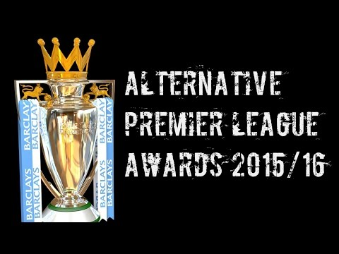 Alternative Premier League Awards 2015/16