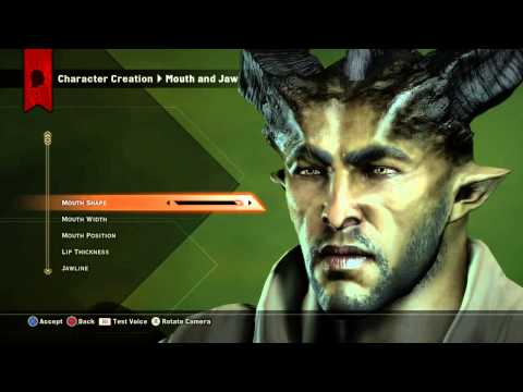 Lets Play Dragon Age™: Inquisition Part 1 - Qunari Warrior