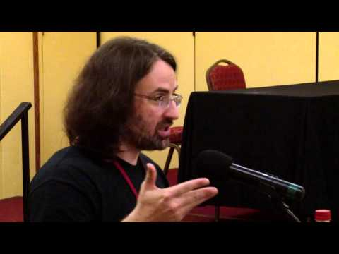 "Jim Butcher - Part 1, ""Blowing Things Up..."" from Space City Con 2013"