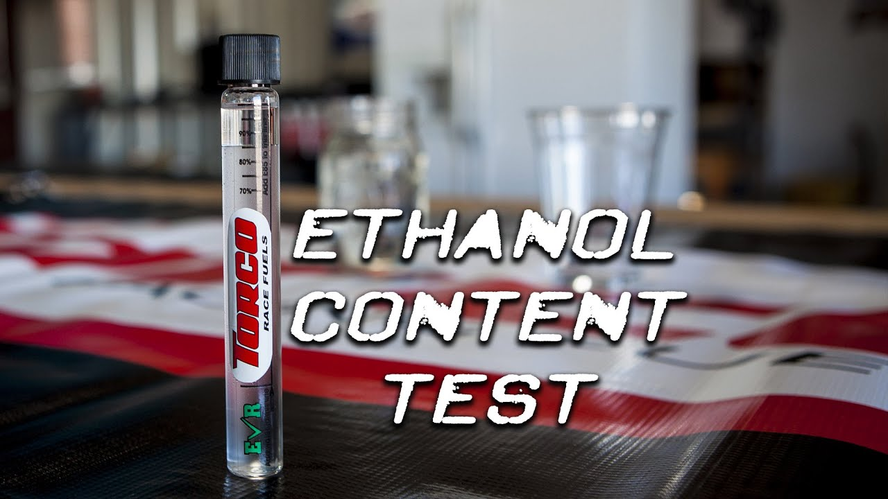 E85 Gas Stations >> Ethanol Fuel Testing with Torco Race Fuels - YouTube