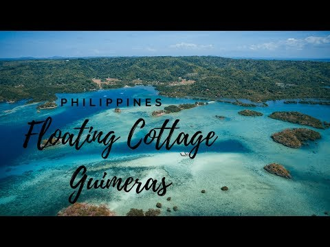 Paradise In Guimaras Island - The Floating Cottage
