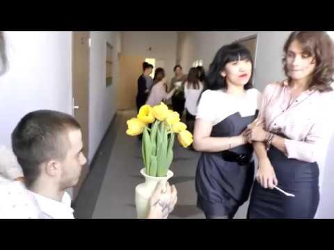 Масштабный МАНЕКЕН ЧЕЛЛЕНДЖ | MANNEQUIN CHALLENGE ОТП-банк Омск 8 МАРТА!