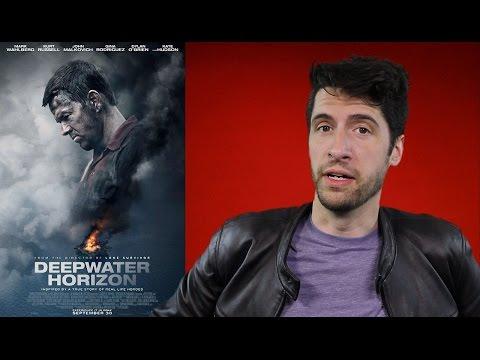 Deepwater Horizon - Movie Review