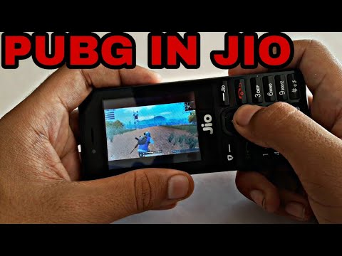 PUBG in Jio Phone🔥 || How to Play PUBG in Jio Phone ||CJ JATT ||