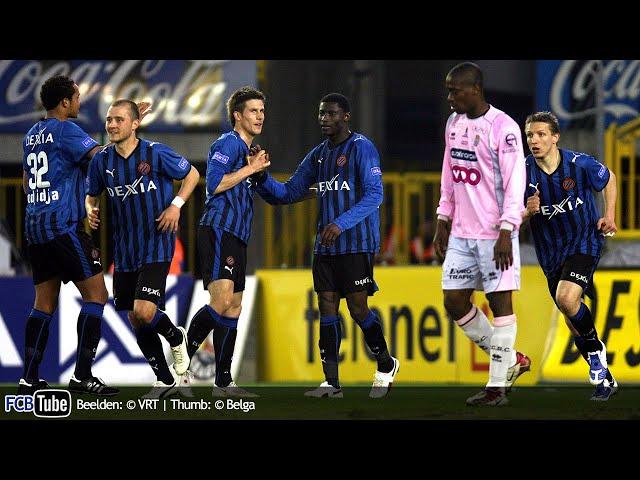 2008-2009 - Jupiler Pro League - 28. Club Brugge - SC Charleroi 2-1